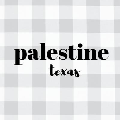 East Texas Travel | Palestine