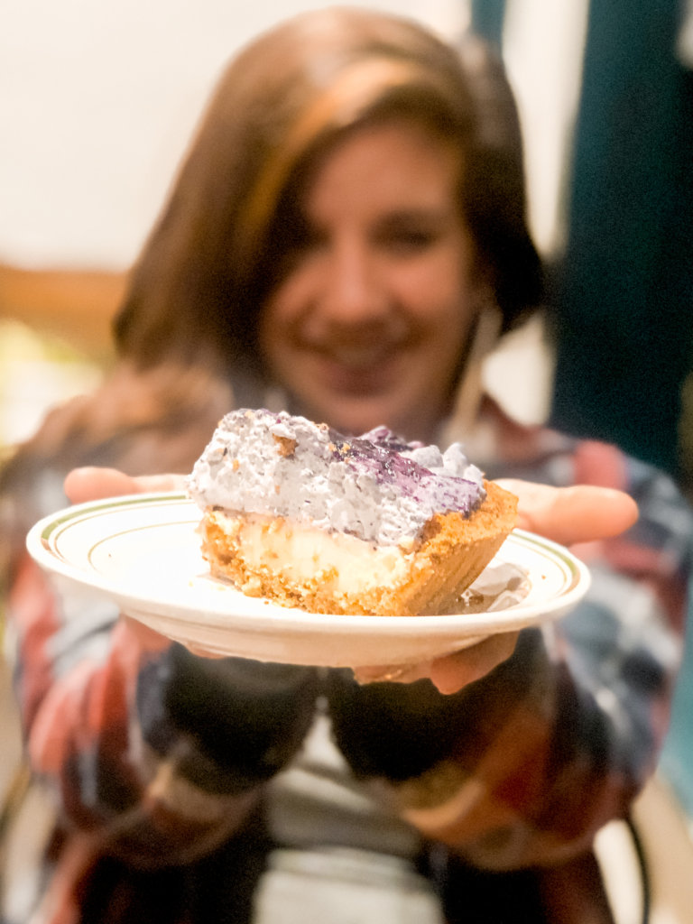 Elsies Plate & Pie