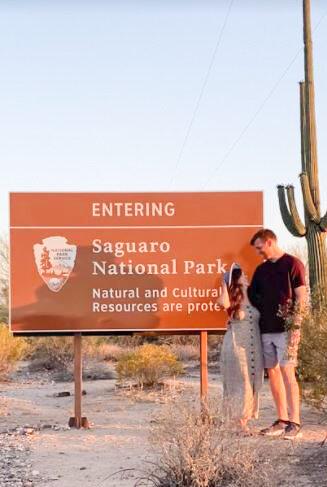 Tucson & Saguaro